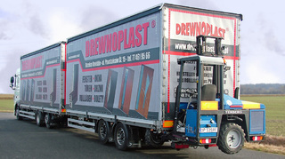 Transport Drewnoplast